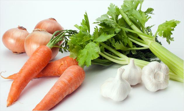 4種の野菜だし